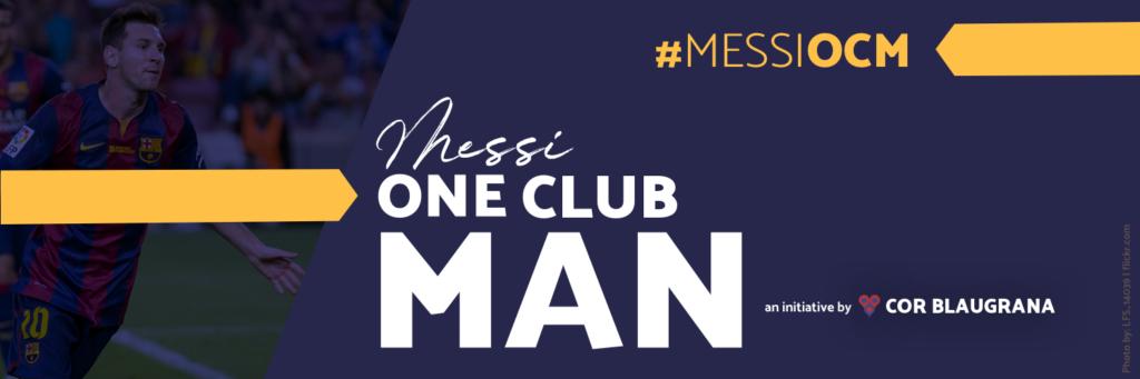Campanya Messi One Club Man